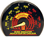 IMPERIAL MFG GROUP USA INC Stove Pipe Thermometer, Black BM0135