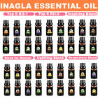 Upto 6 Pack 10ml Essential Oils Aromatherapy 100% Pure Natural Therapeutic Grade