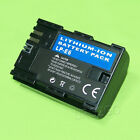 2000mAh Replacement For Canon LP-E6N Battery For Canon EOS 7D Mark II80D 6D XC10