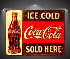 Coca Cola Coke Vintage Art Poster - A1, A2, A3, A4 sizes £7.9  on eBay