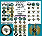 "NFL Jacksonville Jaguars team & logos themed 15-150-1""Precut  Bottle Cap Image $17.95 USD on eBay"