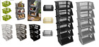 3 Tier Stacker Baskets Fruit,Vegetables,Pharmacy,Tools Tidy Storage Basket