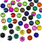 Marguerite Lochrose Flower Crystal Beads For Jewelry Making and Embroidery 25Pcs