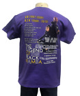 NEW !!! KOBE & GIANNA BRYANT BLACK MAMBA Both-sided screen printing T-SHIRT Tee  image