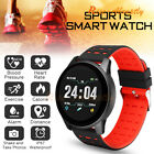 Smart Watch Sport Blood Pressure Heart Rate Monitor for iOS Android