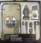 SMART PHONE Accessories Set Chargers EAR Buds WINNIPEG JETS or OILERS New $5.07 USD on eBay