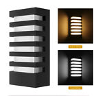 2x Modern COB LED Wall Light 8W Cube Lamp Indoor Outdoor Sconce Lighting Lamp US