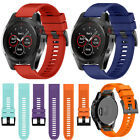 NEW Silicone Quick Install Band Easy Fit Wrist Strap For Garmin Fenix 5X gift  image