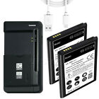 For Samsung Galaxy Core Prime EB-BG360CBC 4120mAh Battery SM-G360P & Charger NEW