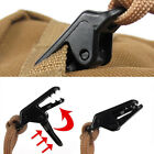 10Pcs Tent Awning Canopy Clamp Tarp Clip Snap Canvas Anchor Gripper Caravan Jaw