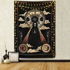 Внешний вид - Sun Skull Tapestry Wall Hanging Mandala Tapestry Gothic Bedspread Art Home Decor