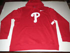 Philadelphia Phillies NIKE MLB Hoodie Sweatshirt T-shirt 2XL **NEW** on Ebay