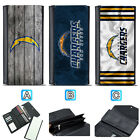San Diego Chargers Leather Wallet Purse Clutch Trifold Women Handbag $16.99 USD on eBay