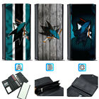 San Jose Sharks Leather Wallet Purse Clutch Trifold Women Handbag $16.99 USD on eBay