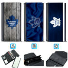 Toronto Maple Leafs Leather Wallet Purse Clutch Trifold Women Handbag $15.99 USD on eBay