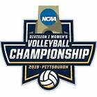 2019 NCAA Women's Volleyball Championship All Session Tickets (2) Center Court