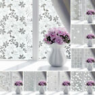 Tint Privacy Window Film Waterproof Sticker Frosted Glass Home Bedroom Bathroom