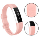 Fitbit Alta | Ace Replacement Wristband Secure Strap Bracelet Silicone Bands S-L