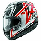 Arai Corsair-X Nakano White Red Full Face Street Sport Bike Motorcycle Helmet
