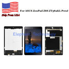 Kyпить For ASUS ZenPad Z8S ZT582KL P00J LCD Screen Touch Digitizer Frame Assembly QC на еВаy.соm