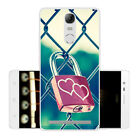 Case For Lenovo Vibe K5 Note Soft  TPU Clear For A7020 Silicone Back Cover Pets