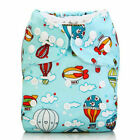 Alva Cloth Diaper(US Seller)(Fast Shipping)(NEW)(bamboo inserts)