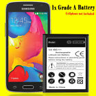 Fit Samsung Galaxy Express 2 G3815 EB-L1H2LLU Battery 3570mAh + AC Charger Cable