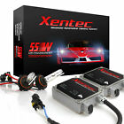 9006 HB4 Xenon light HID Conversion Kit 55W 100000LM 6000K 5000K 8000K 10000K $39.99 USD on eBay