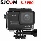 Original SJCAM SJ8 Pro 4K 60fps Action Camera Dual Screen WiFi Remote Sport DV