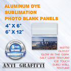 Duraluxe Blank Aluminum Dye Sublimation Photography Panel