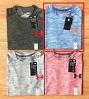 Under Armour T-Shirts Mens Short Sleeve Body-Fit Crew Neck Export Quality