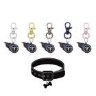 Tennessee Titans Pet Tag Collar Charm Football Dog Cat - Pick Your Color $14.99 USD on eBay
