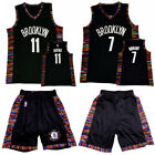 City Edition Brooklyn Nets Kyrie Irving Kevin Durant Jersey Stitch Sewn Shorts on eBay