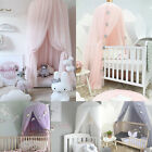 Bedding Dome Tent Cotton Kids Bed Canopy Bedcover Mosquito Net Curtain Decor image