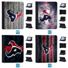 Houston Texans Leather Case For iPad Mini 1 2 3 4 Pro 9.7 10.5 Air $19.99 USD on eBay