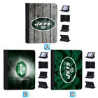New York Jets Leather Case For iPad Mini 1 2 3 4 Pro 9.7 10.5 Air $19.99 USD on eBay