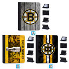 Boston Bruins Leather Case For iPad Mini 1 2 3 4 Pro 9.7 10.5 Air $19.99 USD on eBay