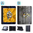 Nashville Predators Leather Case For iPad Mini 1 2 3 4 Pro 9.7 10.5 Air $19.99 USD on eBay