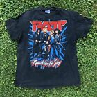 Top Seller Vintage 1989 RATT City To City Tour T Shirt Unisex Famous Casual Tee image