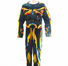 BumbleBee Boys Kids Halloween Costume Outfit Jumpsuit  Party Dress