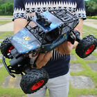 Monster Truck 2.4G RC Rock Climbing Car Off-Road Remote Control Drift Nitro 36Cm <br/> ▲Alloy shell ▲Large size ▲45 ° climbing▲