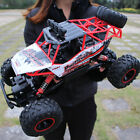 Monster Truck 24G RC Rock Climbing Car Off-Road Remote Control Drift Nitro 36Cm