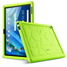 Lenovo Moto Tab (X704A) | Poetic® TurtleSkin Silicone Shockproof Cover Case