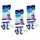 Handcraft Baby Toddler Emergency Kit with Underwear + Wipes 3-Pack Boys/Girls image