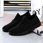 Women Lady Sneaker Breathable Trainers Gym Sport Fitness Running Pump Shoes Size