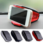 Universal Car Desk or Plane Phone Holder and Stand with Dash Mount Adjustable