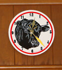 "8"" Zook's Hex Sign Clocks Your Choice Of Patterns Very Nice Indoor Use USA Made"