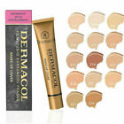 dermacol high cover makeup foundation waterproof spf 30k make up cover ship usa