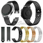 Universal Newest Stainless Steel Wrist Watch Band Metal Strap Quick Install 22mm
