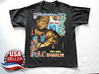 90s 2PAC Tupac Biggie Notorious BIG Rap Hip Hop T-shirt Wanted Makaveli K1111 image